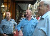 Делегация IARJ посетила Рим