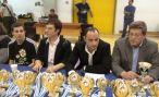 Литинецкий наградил победителей турнира в Араде