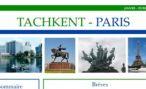 Во Франции издан новый номер журнала «Tachkent-Paris»