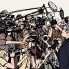 Журналисты-десантники