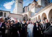 Межрелигиозная встреча «Жажда мира: религии и культуры в диалоге»