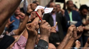 журналисты Египет